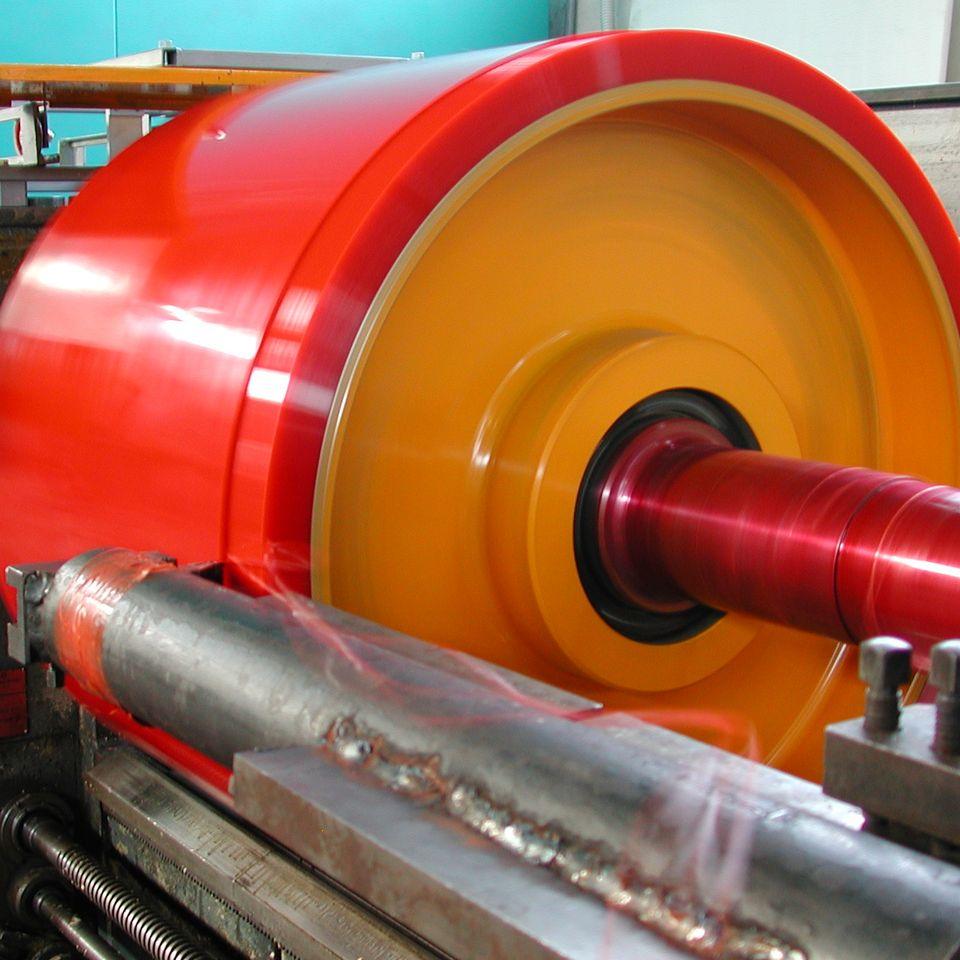 Rivestimento metalli con poliuretano 3
