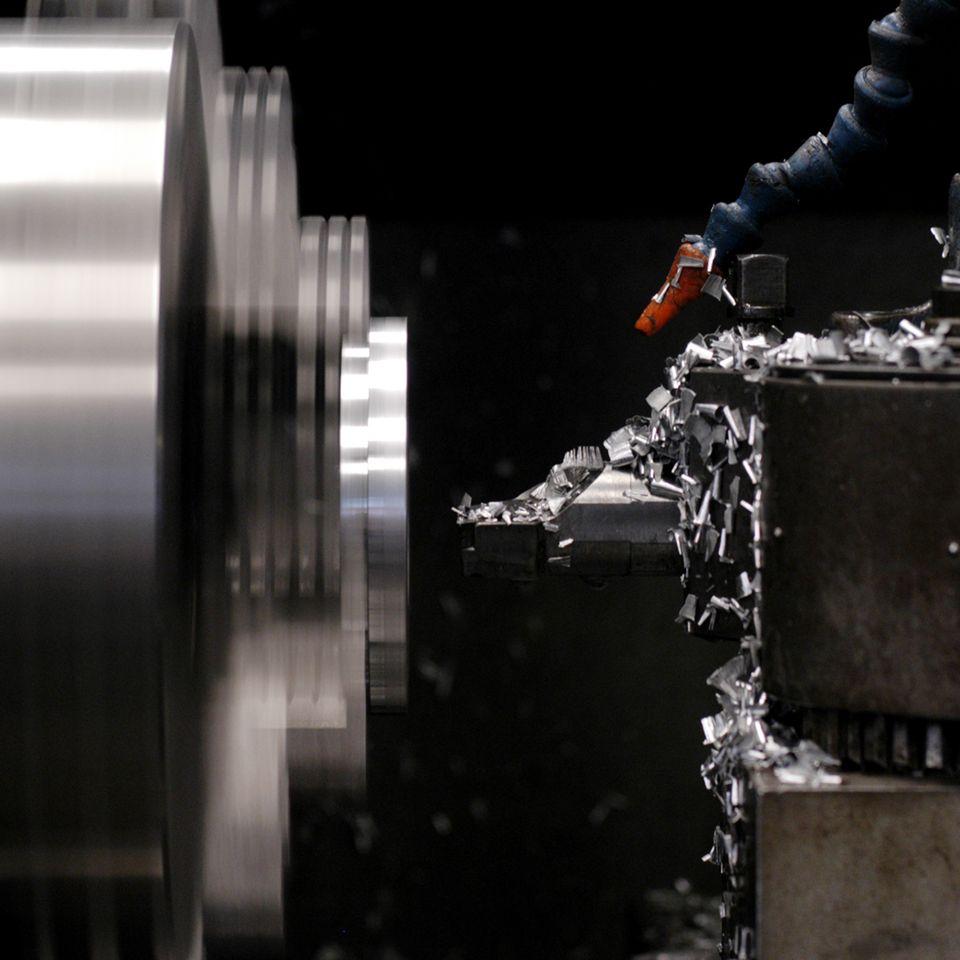 Lavorazioni meccaniche su metalli 1