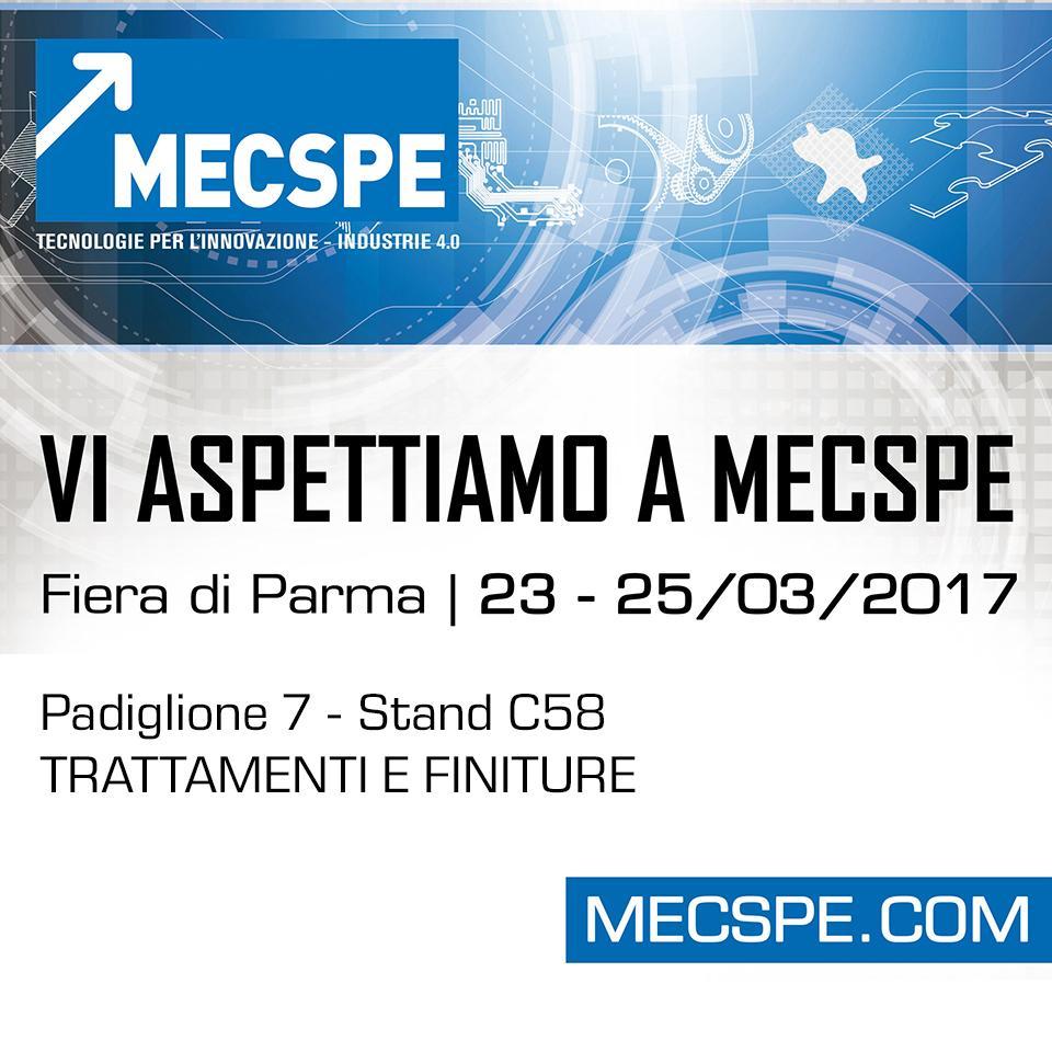 POLYURETECH SRL A MECSPE 2017 | FIERA DI PARMA